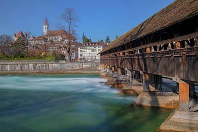 Berner Photograph - Thun - Switzerland by Joana Kruse