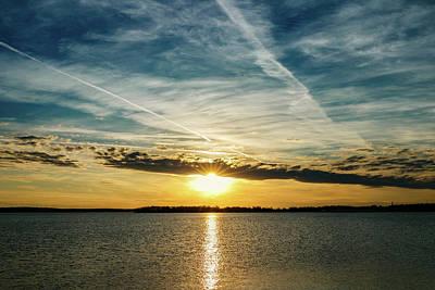 Photograph - Thunderbird Lake by Doug Long