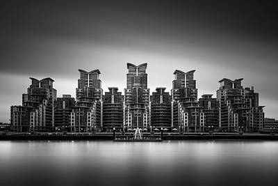 George Photograph - 2 Time Winner Of The Worst Building In The World Award by Ivo Kerssemakers