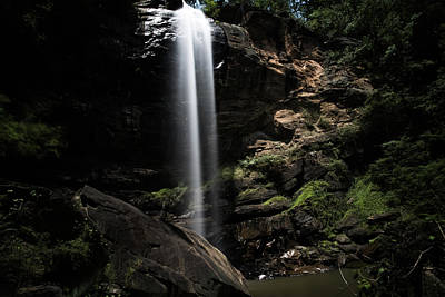 Photograph - Toccoa Falls by Mike Dunn