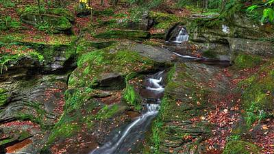 Tompkins Falls 5 Catskills N.y. Original
