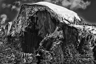 Photograph - Top Of Cold Half Dome by Blake Richards