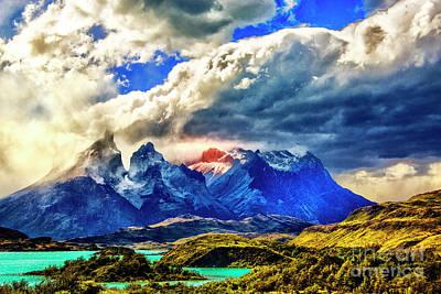 Photograph - Torres Wind by Rick Bragan