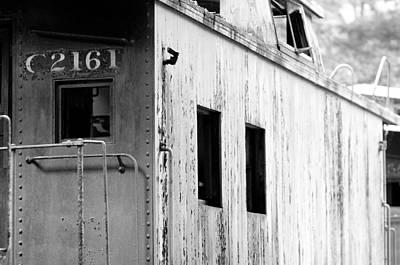 Train Photograph - Train by Sebastian Musial