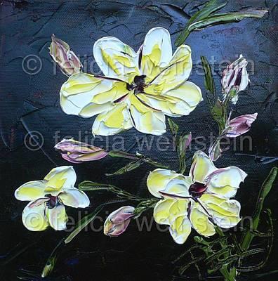 Painting - Treasure by Felicia Weinstein