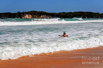 Sports Royalty-Free and Rights-Managed Images - Tropical beach by Viktor Birkus