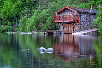 Ullswater Photograph - Ullswater - Lake District by Joana Kruse