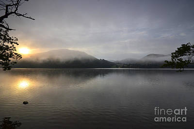 Lake District Wall Art - Photograph - Ullswater by Smart Aviation