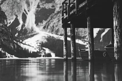 Photograph - Under The Pier by Unsplash