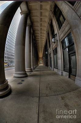Photograph - Union Station by David Bearden