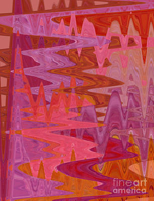 Painting - Unnamed Abstract by Julia Stubbe