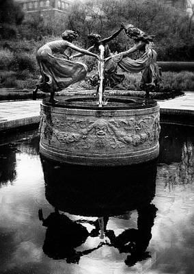 Untermyer Fountain Art Print by Jessica Jenney