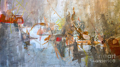 Painting - Untitled Abstraction by Robert Anderson