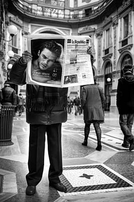 Milan Photograph - Untitled by Diego Bardone