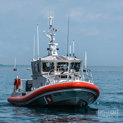 Photograph - U.s. Coast Guard by Grace Grogan
