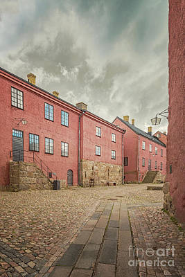 Photograph - Varberg Fortress In Sweden by Antony McAulay