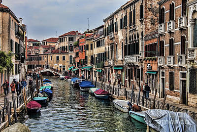 Photograph - Venice by Shirley Mangini