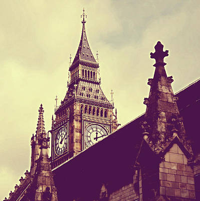 Photograph - View Of Big Ben  by JAMART Photography