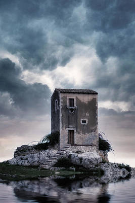 Watchtower Photograph - Watchtower by Joana Kruse
