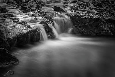 Photograph - Waterfall  by Scott Meyer