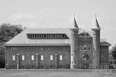 Wesleyan Photograph - Wesleyan University Fayerweather  by University Icons