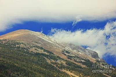 Photograph - Wheeler Peak by Douglas Miller