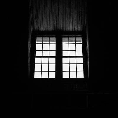 Spot Of Tea - Windows in Silhouette by Erin Cadigan