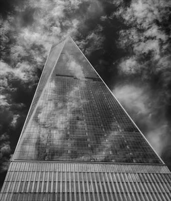 World Trade Center 2015 Art Print by Robert Ullmann
