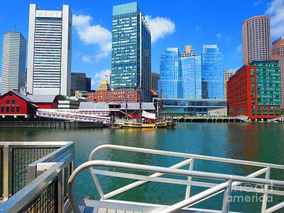 Photograph - Wow That Havenly Feeling That Is Boston Camera Can Tell More Navinjoshi Fineartamerica Pixels by Navin Joshi