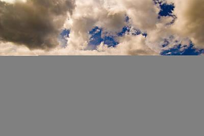 Wyoming Sky Art Print by Patrick  Flynn