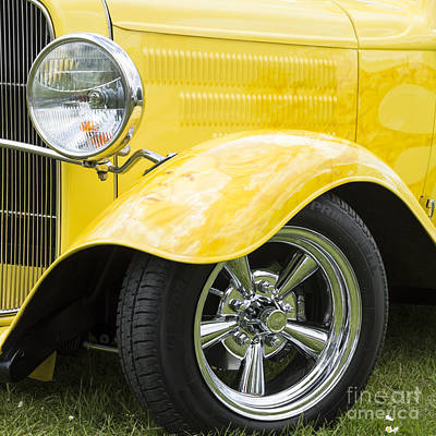 Photograph - Hot Rod 4 by Wendy Wilton