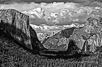 Photograph - Yosemite National Park  by Jim Corwin