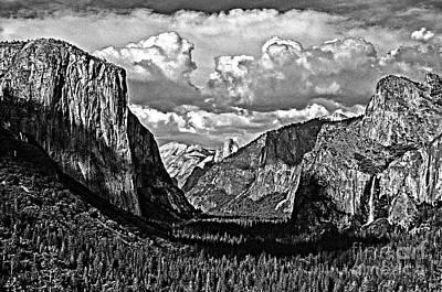 Photograph - Yosemite National Park  by Jim Corwin