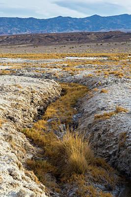 Death Valley Art Print by Jon Manjeot