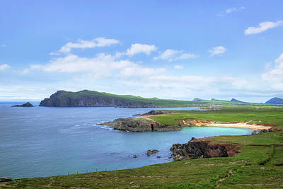 Tri Wall Art - Photograph - Dingle Peninsula - Ireland by Joana Kruse