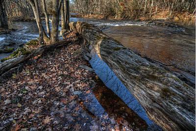 Digital Art - 20-mile Stream by Patrick Groleau