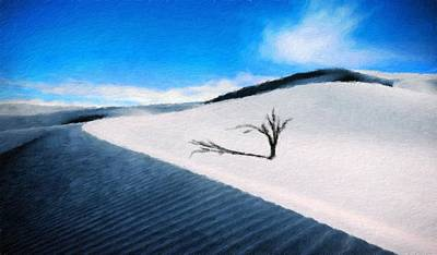 Art For Sale Painting - Nature Landscape Wall Art by Margaret J Rocha