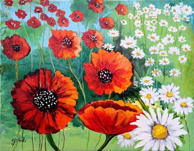 #20 Spring And Summer Floral Series 4875x3804 Original