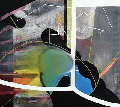 200 Percent Art Print by Antonio Ortiz