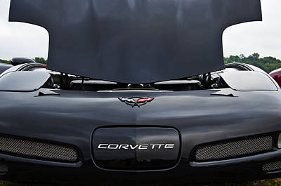 Photograph - 2001 Chevrolet Corvette by Glenn Gordon