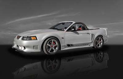 Photograph - 2002 Saleen 281 Supercharged Speedster - 2 by Frank J Benz