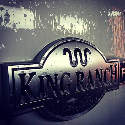 Truck Photograph - #2008 #ford #f150 #crewcab #kingranch by Sam Sana