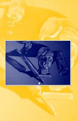 Digital Art - 2009 Still Life 1  by Carol Rashawnna Williams