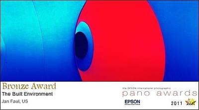 Photograph - 2011 Epson Pano Awards Bronze Medal - Colourscape by Jan W Faul
