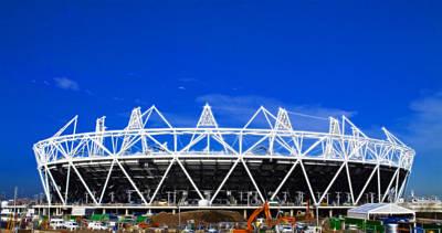 2012 Olympics London Art Print by David French