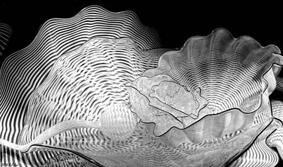 Chihuly Glass Photograph - 2014 Chihuly Masterpiece by Arvydas Zilys