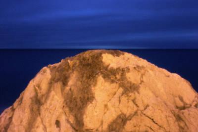 Abstract Graphics - 2014 Mar Ligure #02 by Roberto Ferrero