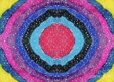 2014 The Starry Sky Of The Solar System 01  Original