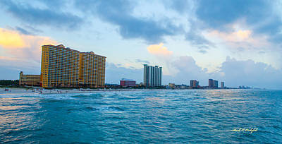 Panama City Beach Photograph - 2015 06 27 Pcb Fl 0413 by Mark Olshefski