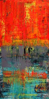 Quinn Painting - 2015 Zeitgeist 11 by Michael Quinn